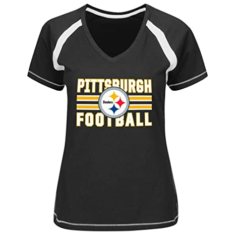 4844f8784 Image Unavailable. Image not available for. Color  Pittsburgh Steelers  Womens ...
