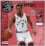 Turner Licensing Sport 2017 Toronto Raptors Team Wall Calendar, 12''X12'' (17998011896)