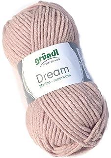 16 weinrot 50 g Fb Wolle Kreativ Lana Grossa Merino Uno