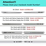 iLeadon MacBook Pro 15 Inch Case with Retina
