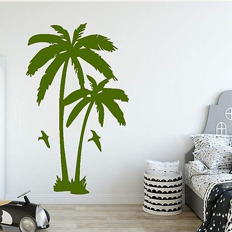 xingbuxin Planta de árbol de Coco Etiqueta de la Pared para ...