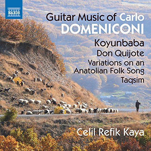 Price comparison product image Guitar Music of Carlo Domeniconi