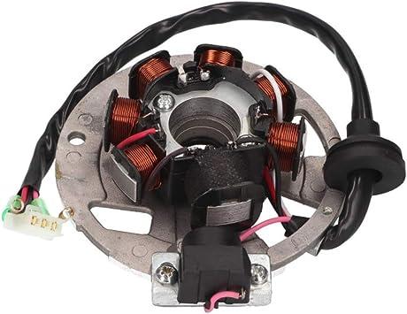 Lichtmaschine Stator Naraku Für Minarelli Liegend Auto