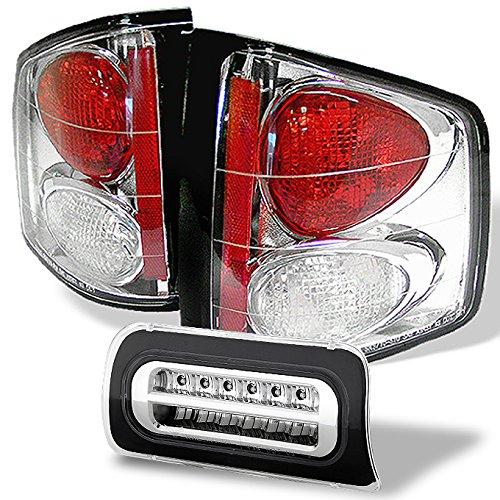 3rd brake light chevy s10 - 7