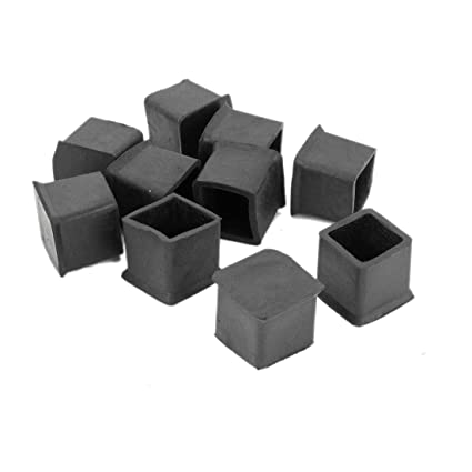 Home Furniture Black Rubber Feet 13 Mm X 7 Mm 30 Pcs Furniture Parts Sporting Promotion Furniture Legs