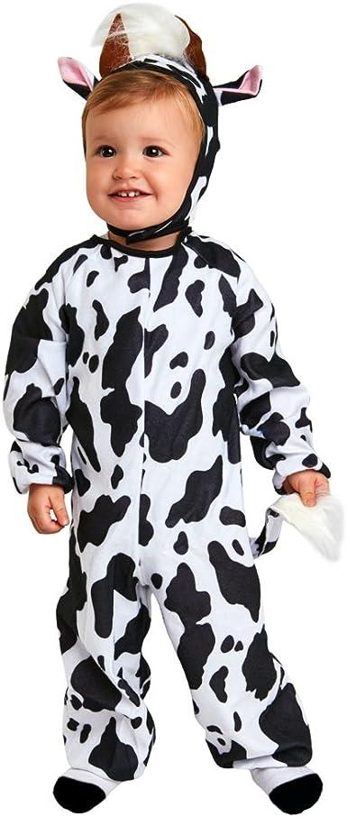 Amazon.com: Infantil Disfraz de vaca (Tamaño: 24 Meses ...