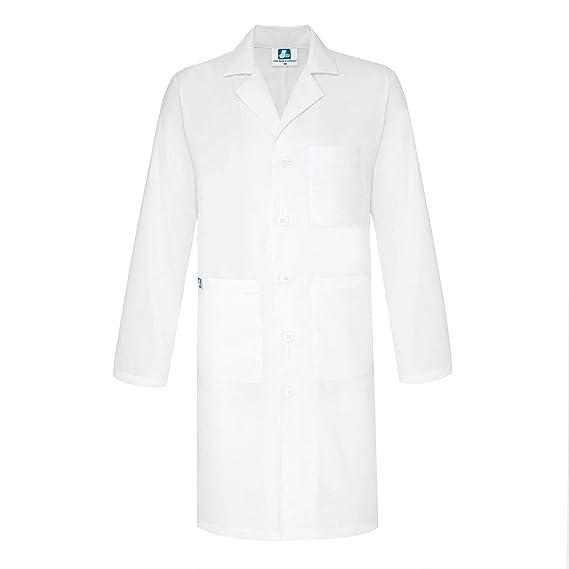 Médical Adar Uniforms Blouse Blouse de Laboratoire Blouse de Laboratoire pour Femmes pour les Médecins et les Scientifiques