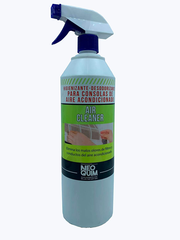 Neoquim Air Cleaner Spray Limpiador de Aire Acondicionado y elimina olores - 1000 ml
