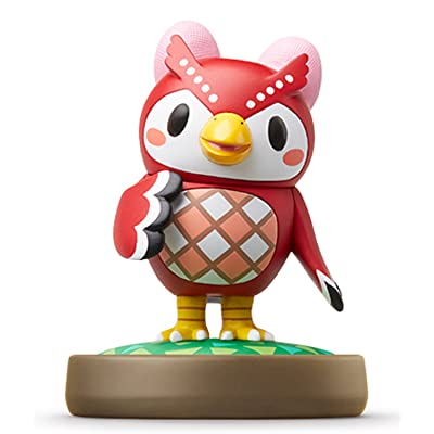 amiibo fuko (Animal Crossing series) Japan Import: Video Games