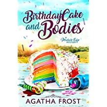 Join Amazon Prime Birthday Cake And Bodies Peridale Cafe Cozy Mystery Book 9