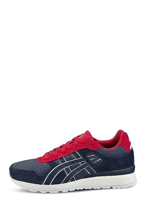 Details zu ASICS TIGER Unisex Sneaker Schuhe Sport Leder Lauf Damen Herren Größe 39
