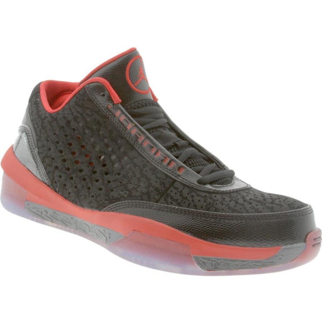 327c2ae8e2faed Amazon.com  Men s Air Jordan 2010 Team (Black-Varsity Red-Light Graphite)(Size 13M)   Sports   Outdoors