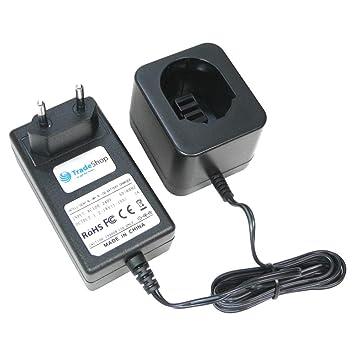Trade Shop universal cargador de batería (1,2 V de 18 V Ni ...