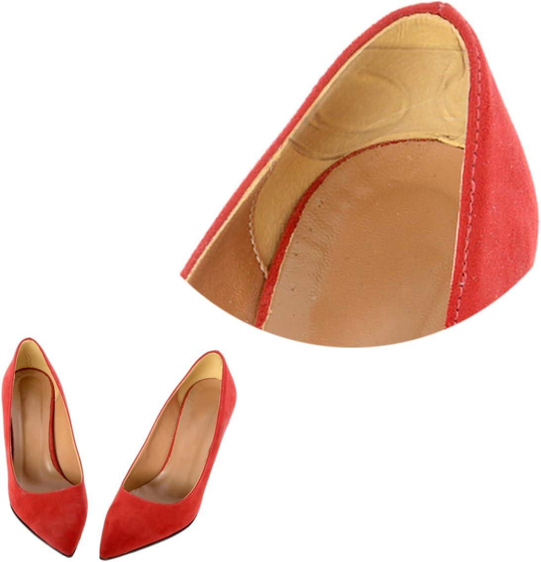 Healifty 3 Paires de Coussins de Talon Coussinets R/éutilisables pour Chaussures Souples Et Protecteur de Soins Des Pieds Auto-Adh/ésif Poign/ées Doublures Chaussures L/âches Talon Soulagement