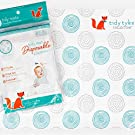 Disposable Placemats by Tidy Tyke Collection ★ Bulk Pack ★ 3 Bags of 20