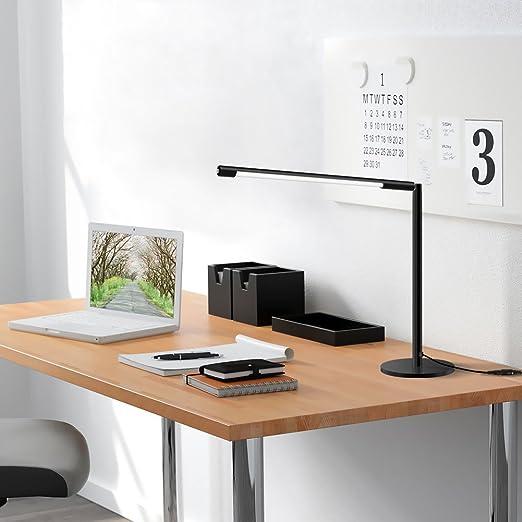 GHB Lampada da tavolo a LED Dimmerabile Lampada da Scrivania Lampada ...