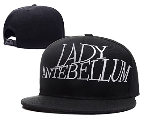 DONGF Lady Antebellum Logo Adjustable Snapback Caps Embroidery Hats ... 537d5ebf63b
