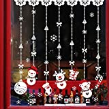 Creazy Christmas Snow Ball Removable Home Vinyl Window Wall Stickers Decal Decor