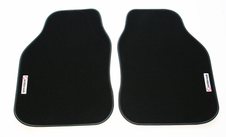 Floor mats xsara picasso - Citroen Xsara Picasso 2000 Onwards Genuine Richbrook Branded Executive Black Luxurious Carpet Car Floor Mats With Black Leather Binding Trim