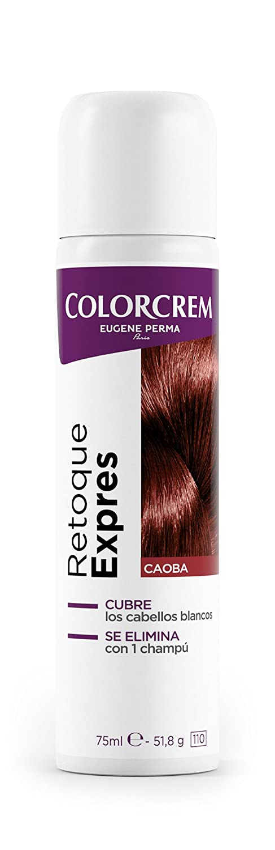 Colorcrem Retoque Expres Retoca Raíces Color Caoba - 75 ml Eugene Perma 21035436
