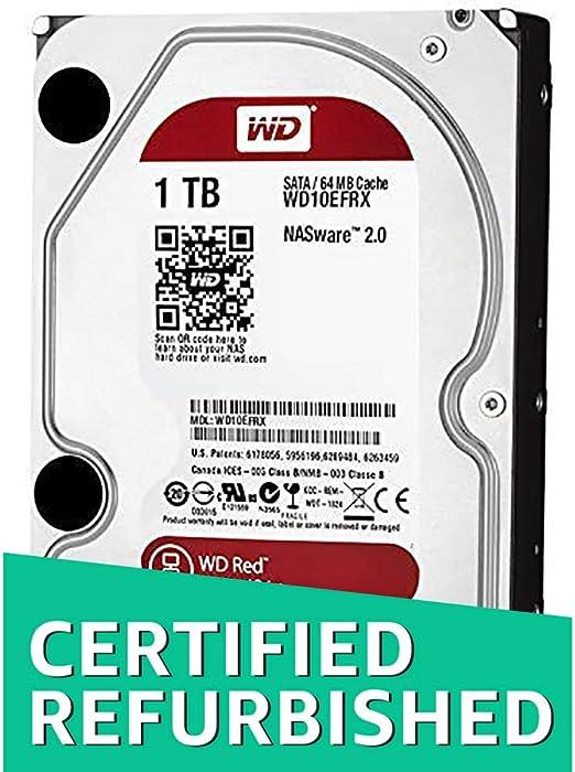 WD Digital - Disco duro para dispositivos NAS de sobremesa de 1 TB ...