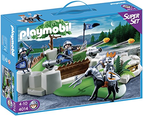 (PLAYMOBIL SuperSet Knights Fort)