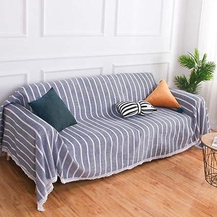 Amazon Com Sandm Four Seasons Universal Full Cover Sofa Cover Towel