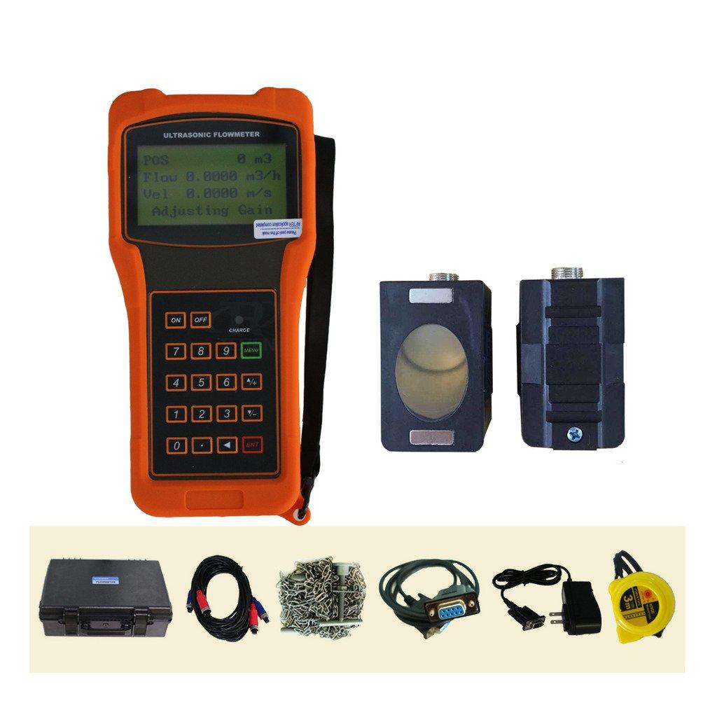 TR-DTI-100H-HM1 Portable Ultrasonic Flow Meter for Liquids