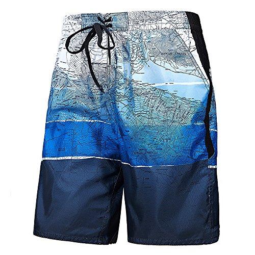 Shorts Trunks CoCo Fashion Pockets