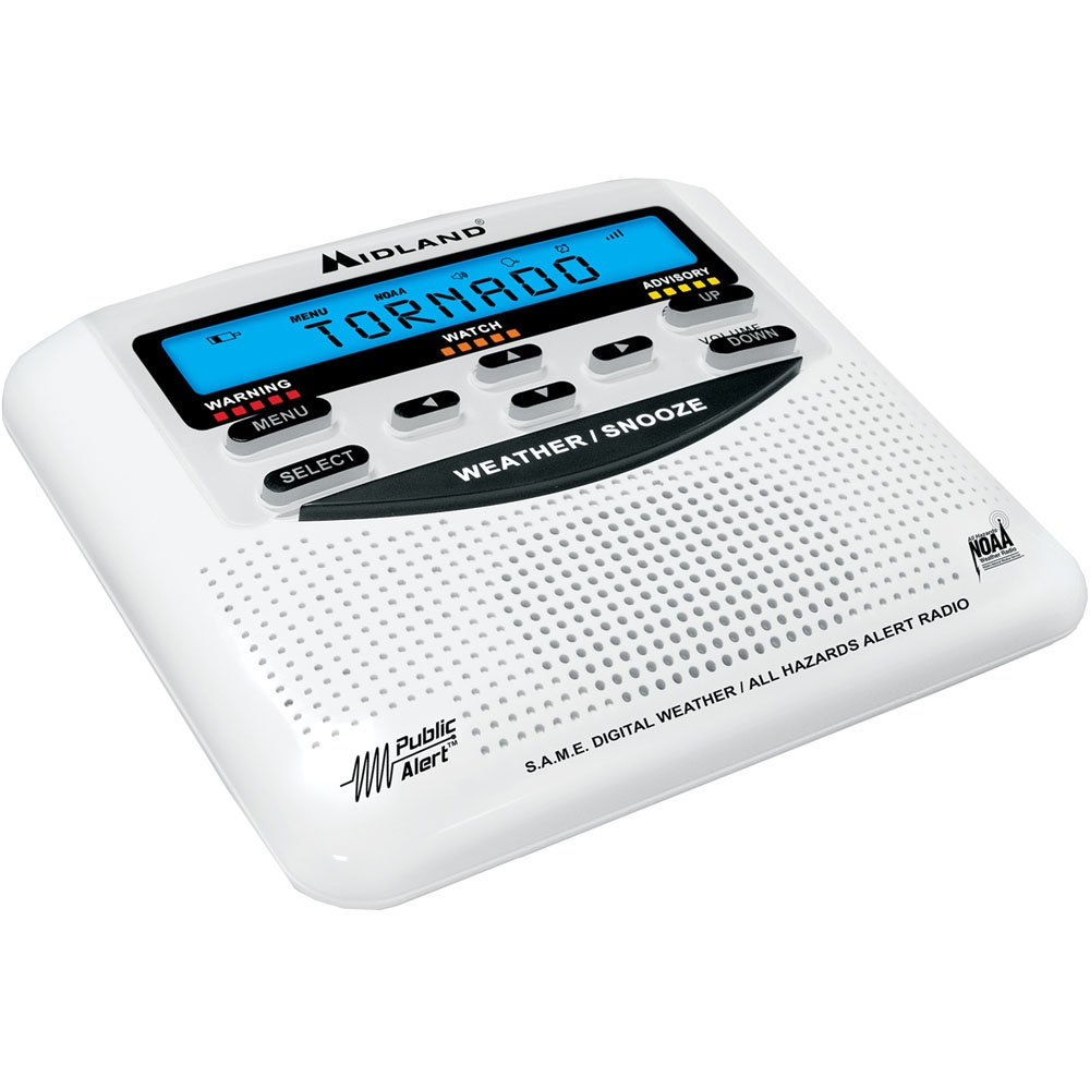 Amazon midland wr120wr120ez noaa weather alert all hazard amazon midland wr120wr120ez noaa weather alert all hazard public alert certified radio with same trilingual display and alarm clock box packaging sciox Image collections