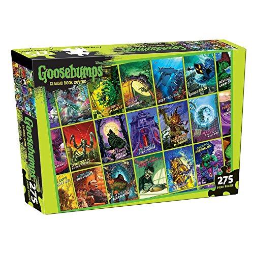 [Goosebumps Puzzle - Goosebumps Classic Covers - 275 Pieces] (Scary Scarecrow)