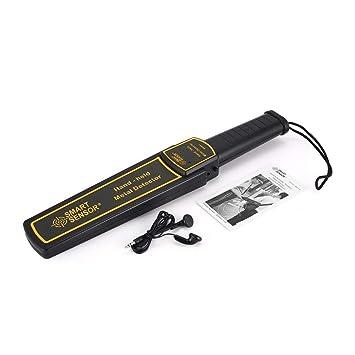 Laurelmartina AR954 + Detector de Metales subterráneo Computadora de Mano Treasure Hunter Buscador de buscadores de