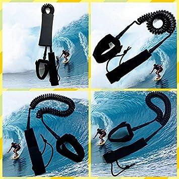 Tofree - Pata de Surf para Tabla de Surf, Incluye Correa de 7 mm