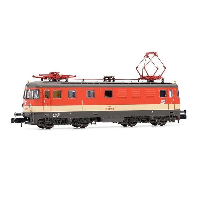Arnold HN2225 Locomotive électrique N série 1046 de la ÖBB Design Valousek