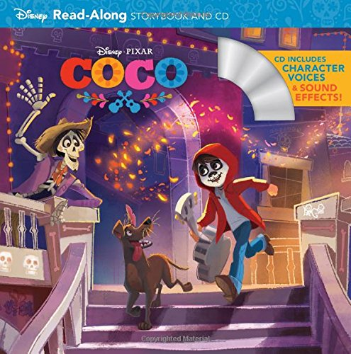 Pdf download coco read along storybook and cd by disney book as disney pixar s coco heads into theaters this thanksgiving the film s soundtrack gears up for its debut the film features an original score from oscar 174 fandeluxe Gallery