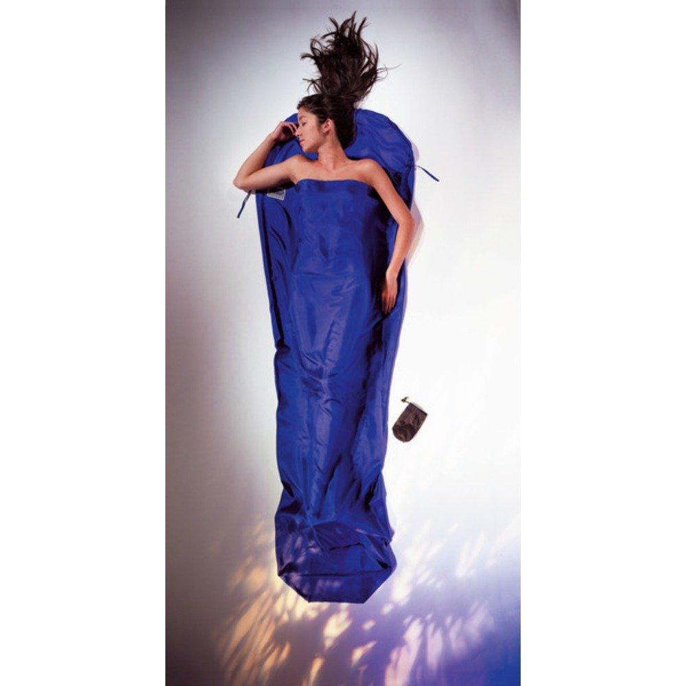Cocoon MummyLiner Silk ultramarine Blau 2018 Inlett