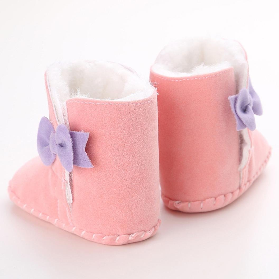 Baby Keep Warm Soft Sole Snow Boots Soft Crib Shoes Toddler Boots Egmy Baby Shoes