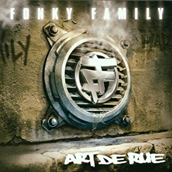 fonky family album art de rue