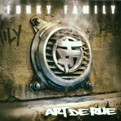 fonky family art de rue album