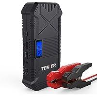 $49 » TENKER 600A Peak 14000mAh Portable Car Jump Starter (for 5.0L Gas/ 3.5L Diesel Engine),…
