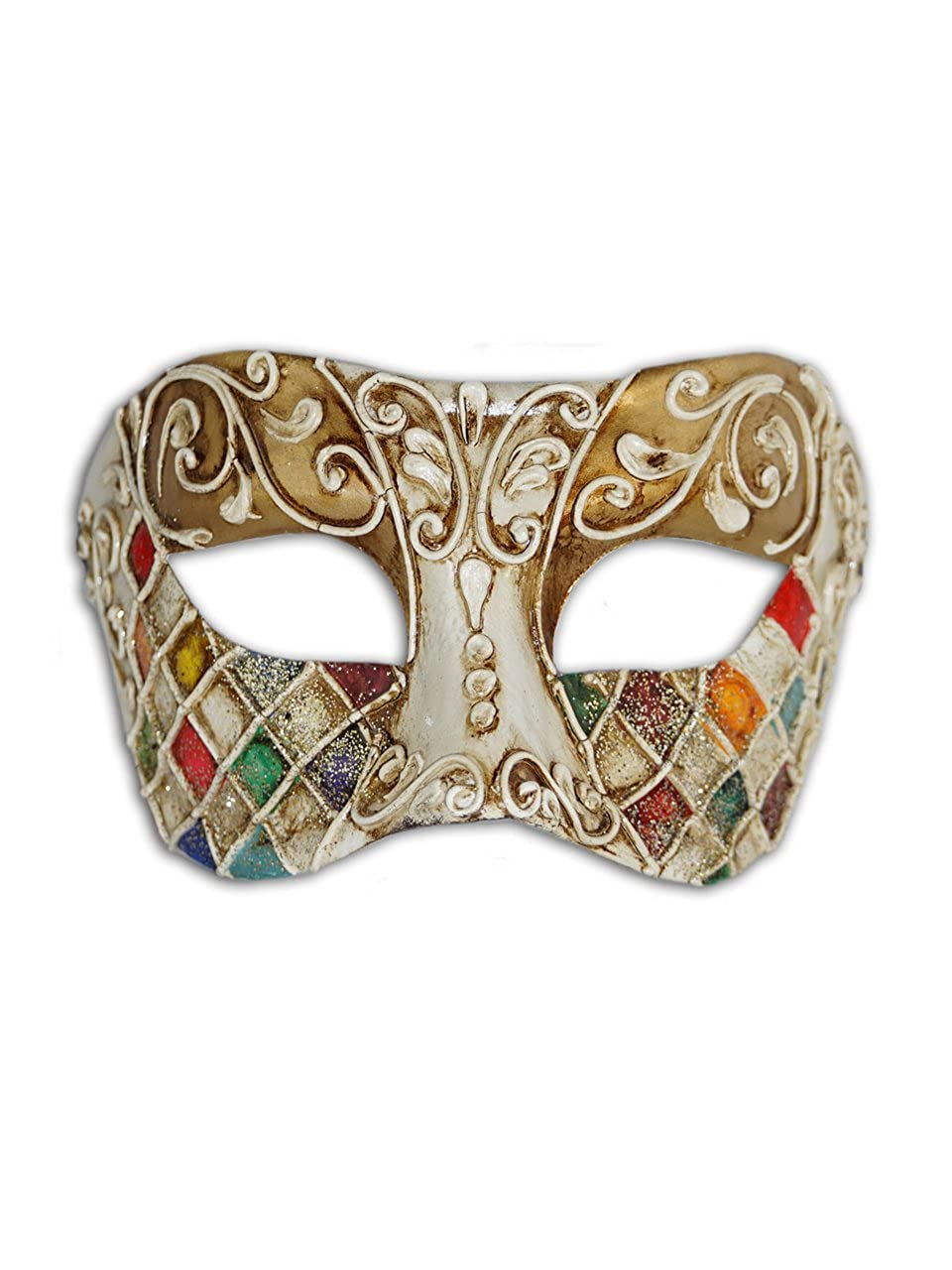 Venetian Eye Mask Colombina Mosaica Magic of Venezia C82