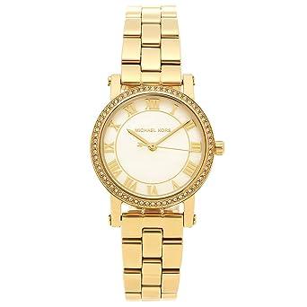 ebde1297907b マイケルコース 時計 MICHAEL KORS MK3682 PETITE NORIE 28MM レディース腕時計ウォッチ イエローゴールド [並行