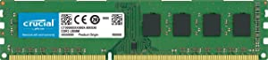 Crucial 2GB Single DDR3L 1600 MT/s (PC3L-12800)Unbuffered UDIMMMemory CT25664BD160B