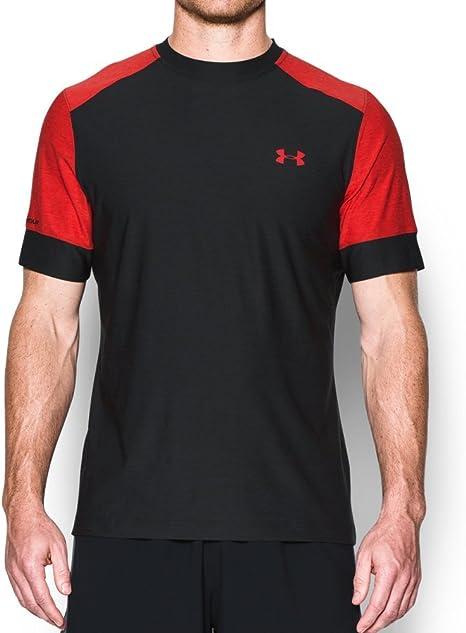 Under Armour Mens Select Longsleeve Shooting Shirt Warm-up Top