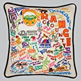Orange County Pillow