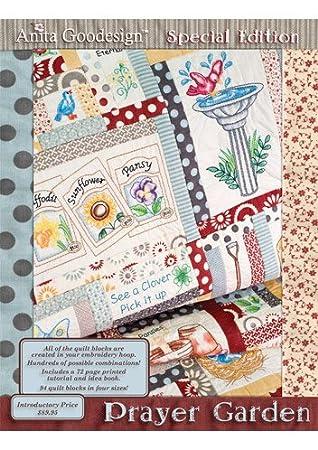 Amazon.Com: Anita Goodesign Embroidery-Special Edition-Prayer Garden