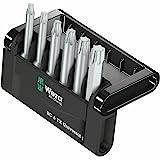 Wera 05056472001 Mini-Check TX - Juego de 6 puntas de 50 mm