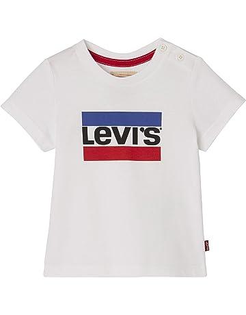 Levi s kids Camiseta Bebé-para Niños 732d9f994fd