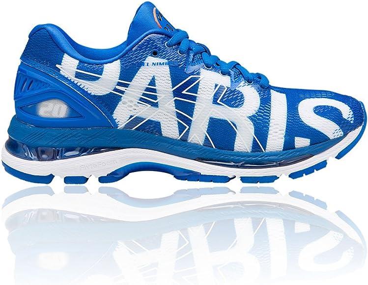 ASICS Gel-Nimbus 20 Paris Marathon, Zapatillas de Entrenamiento ...