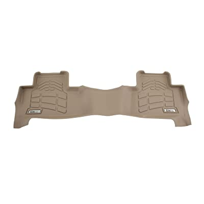 Wade 72-134064 Tan Sure-Fit 2nd Row Floor Mat